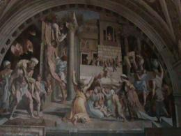 Photo of Rome Skip the Line: Vatican Museums Walking Tour including Sistine Chapel, Raphael's Rooms and St Peter's One of many paintings