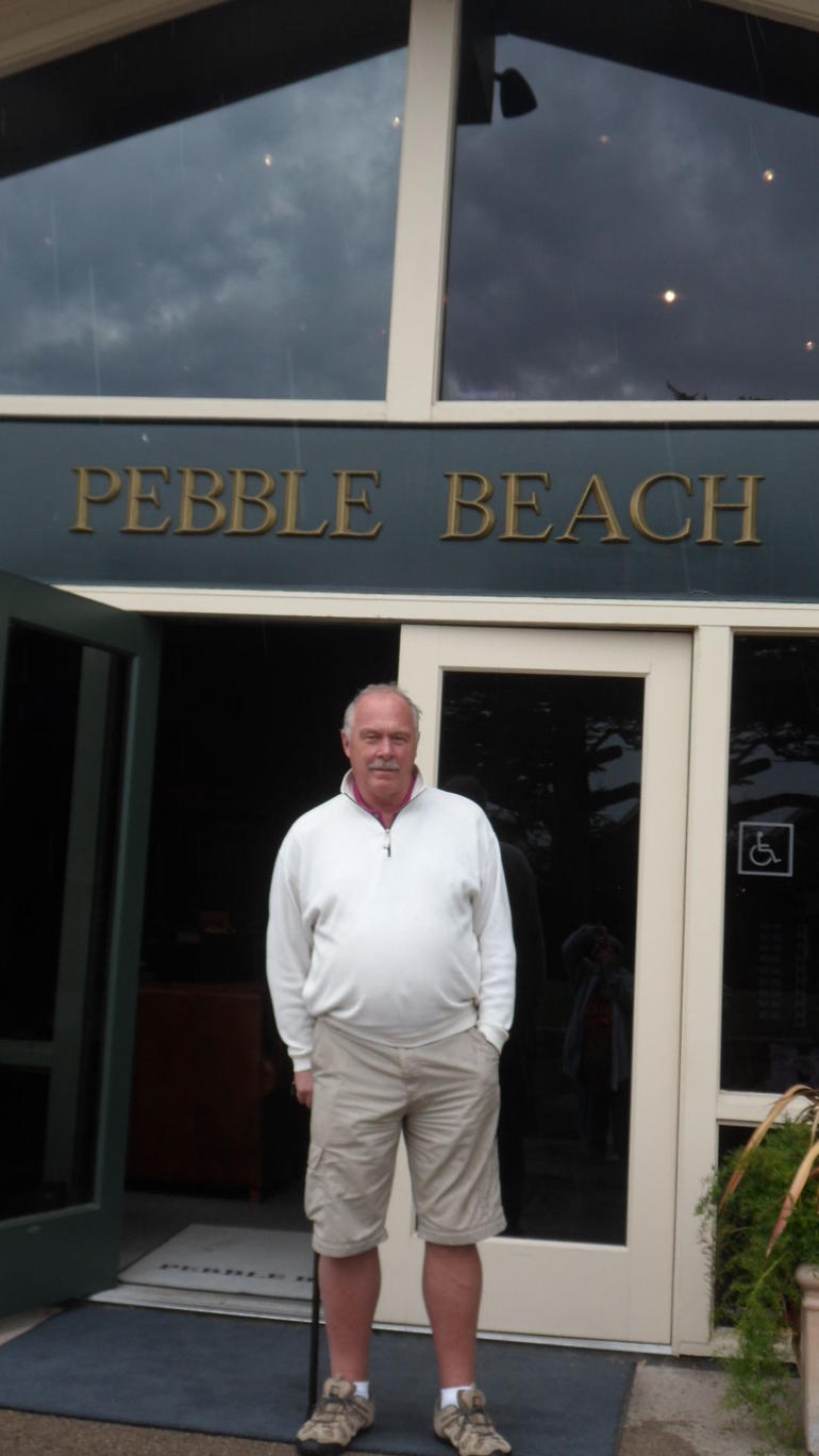 PEBBLE BEACH - San Francisco