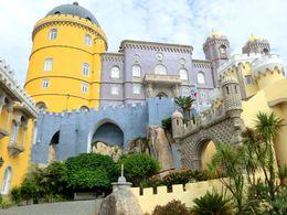 Sintra, Portugal , Yalda M - June 2015