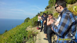 Photo of Florence Cinque Terre Hiking Day Trip from Florence Photo Stop