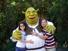 Photo of Los Angeles Universal Studios Hollywood General Admission Ticket Shrek & Us