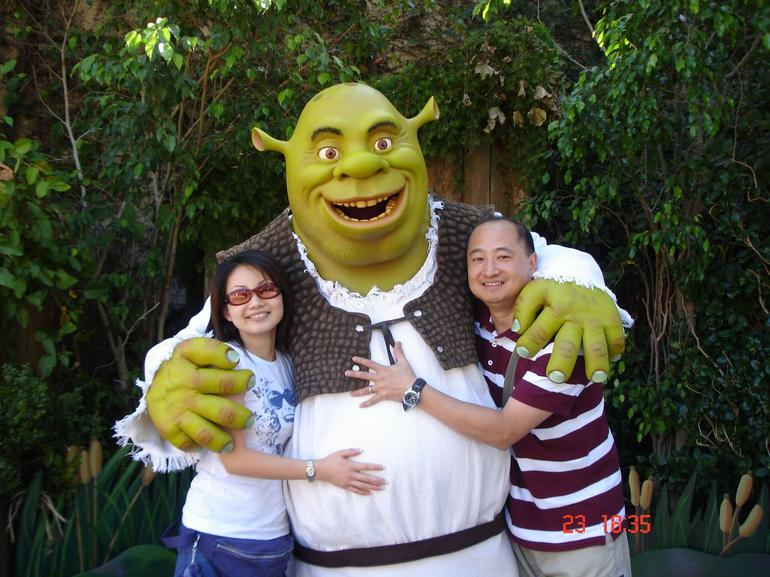 Shrek & Us - Los Angeles