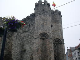 Count of flanders castle in Ghent , Ben H - May 2012