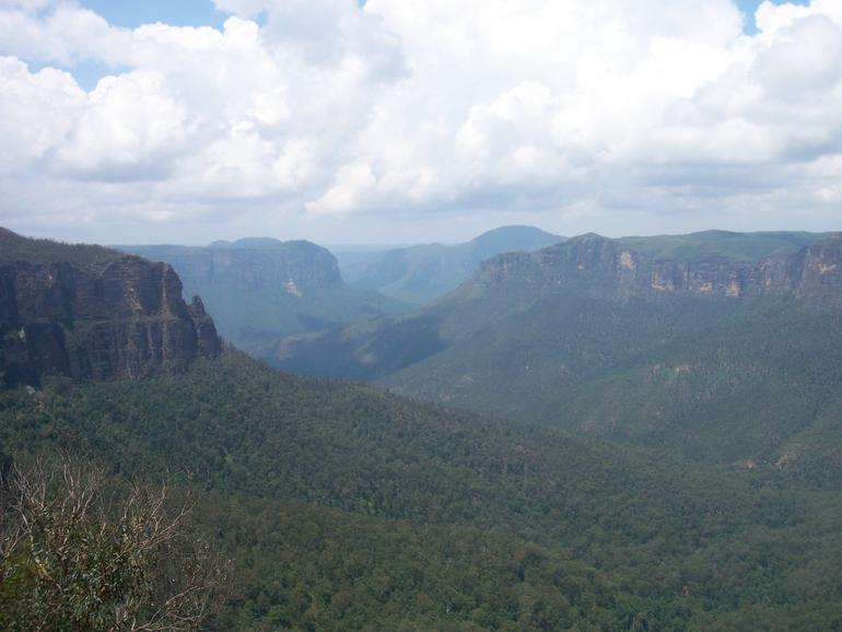 The Blue Mountains - Sydney