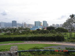 Photo of Oahu Honolulu History and Culture Segway Tour View from the echo stone.