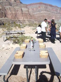 Photo of Las Vegas Grand Canyon All American Helicopter Tour Champagne Lunch