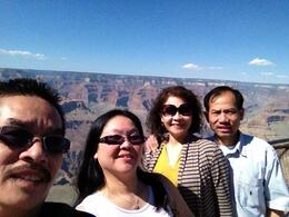 Photo of Las Vegas Grand Canyon South Rim Bus Tour with Optional Upgrades H and V Family