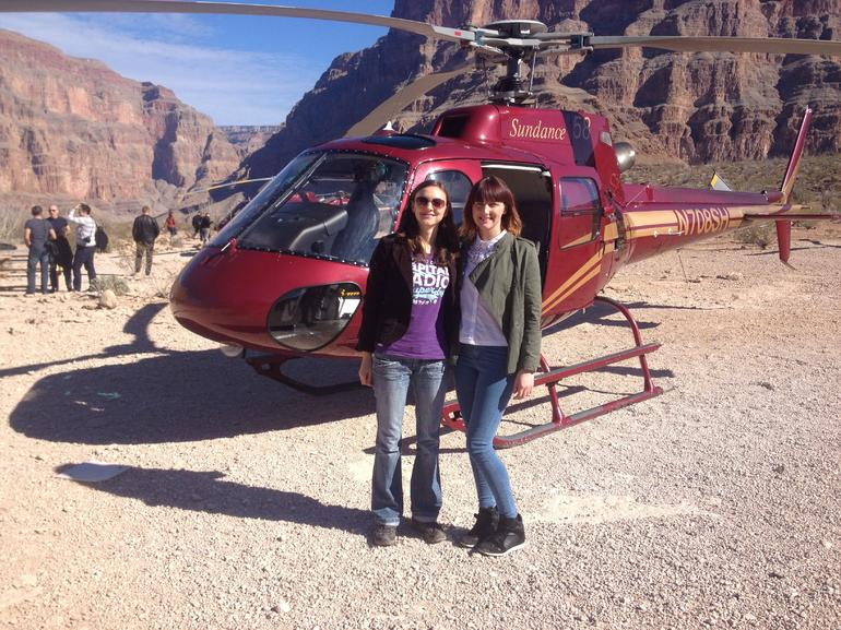 Helicopter tour to the Grand Canyon - Las Vegas