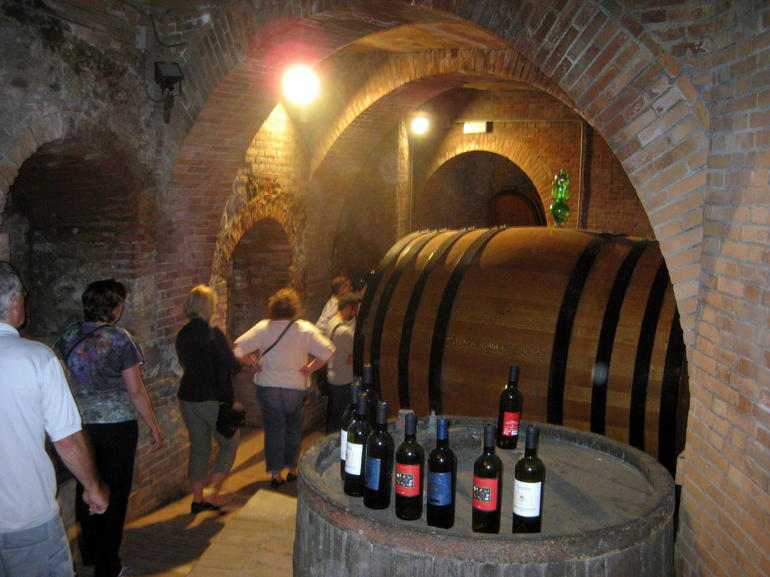 Tastes of Italy - food and wine tour from Rome - Italy