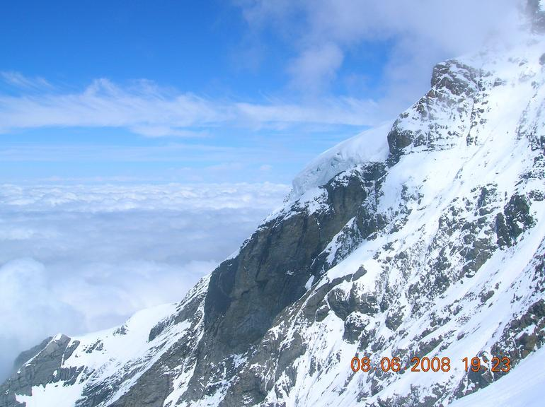 Jungfraujoch - Top of Europe - Lucerne