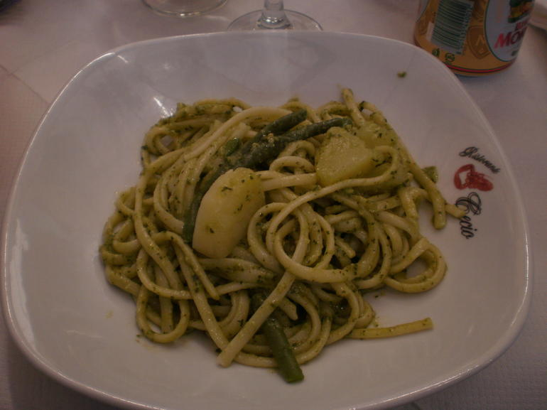 Lunch part 2 - Florence