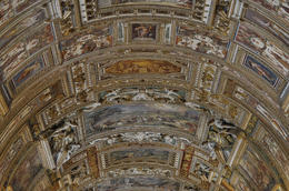Photo of Rome Skip the Line: Vatican Museums, Sistine Chapel and St Peter's Basilica Half-Day Walking Tour Märchen-Plafond