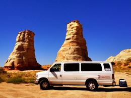 Photo of Las Vegas 7-Day National Parks Camping Tour: Zion, Bryce Canyon, Monument Valley and Grand Canyon South Rim Our fab bus!