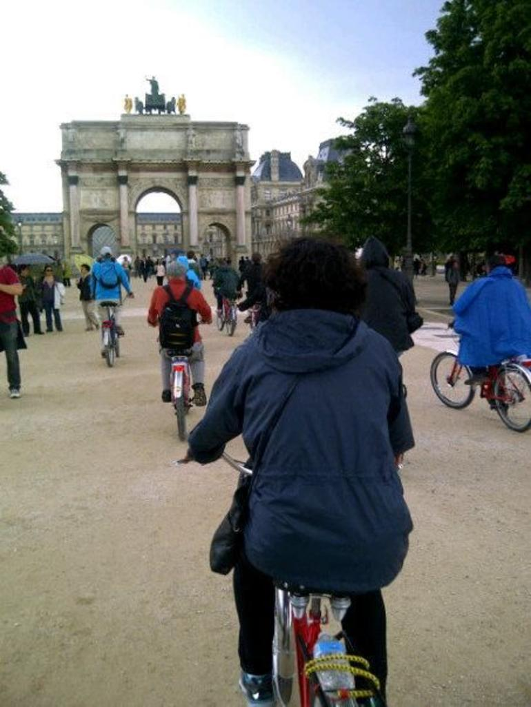 Paris bike tour - Paris