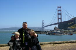 My husband and our kids , James M - August 2012