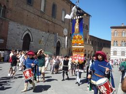 Il Palio Festival day in Siena, Peter S - September 2010