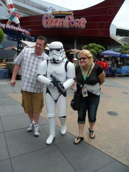 Photo of Anaheim & Buena Park 5-Day Disneyland Resort Ticket Stormtrooper