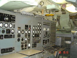 visiting inside the submarine on the intrepid site. - very small admire the men who worked on there. , Neil S - May 2013