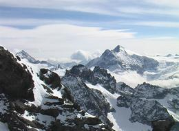 Taken from the Station at the top of Mt Titlis., David T - October 2008
