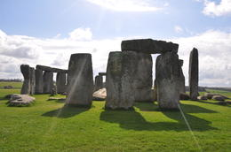 Photo of London Small-Group Day Trip to Stonehenge, Glastonbury and Avebury from London the stones of Stonehenge