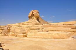 The Great Sphinx..., Genesis A - May 2010