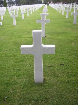 Graves of unknown U.S. soldiers., John J - October 2007