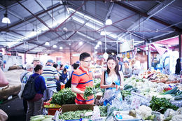 Queen Victoria Market. Photo contributed by Queen Victoria Market - April 2016
