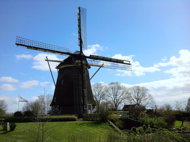 Windmill - Brussels