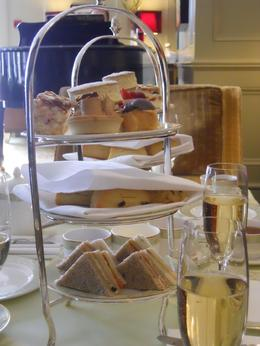 Photo of London London Afternoon Tea at Grosvenor House Afternoon tea is served!