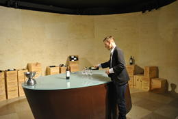 Photo of   Chateau Soutard wine tasting