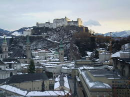 Photo of Salzburg Panoramic Salzburg City Tour with Coffee and Cake city view