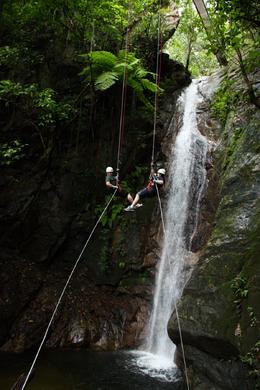 Photo of Puerto Vallarta Puerto Vallarta Outdoor Adventure Tour Free rappelling