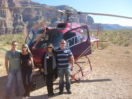 Photo of Las Vegas Grand Canyon All American Helicopter Tour IMG_9437