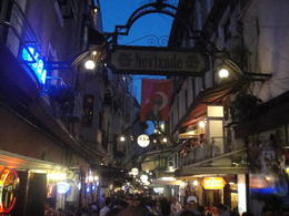 Istanbul by Night: Turkish Food Tour, Blanca - January 2013