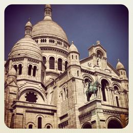 Photo of Paris Paris City Tour by Minivan, Seine River Cruise and Lunch at the Eiffel Tower Montmartre