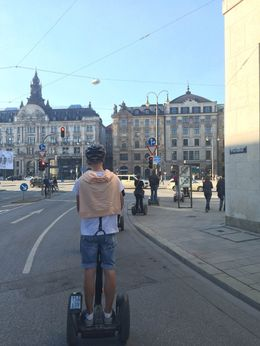 segway tour , daniel y - October 2015