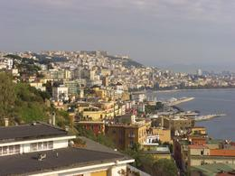 View of Naples - November 2007