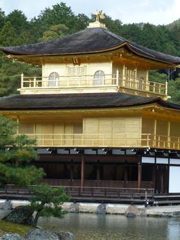 Photo of Kyoto Kyoto Morning Tour - Kyoto Imperial Palace, Golden Pavilion, Nijo Castle P1040899
