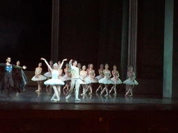 Swan Lake at La Scala , Galina I - May 2014