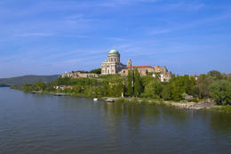 As you cruise the Danube Bend, Basilica of Esztergom is one of the many stunning sights - May 2011