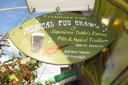 Photo of Dublin Dublin Traditional Irish Music Pub Crawl The place