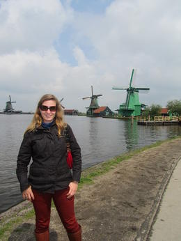 Photo of Amsterdam Zaanse Schans Windmills, Marken and Volendam Half-Day Trip from Amsterdam The Windmills