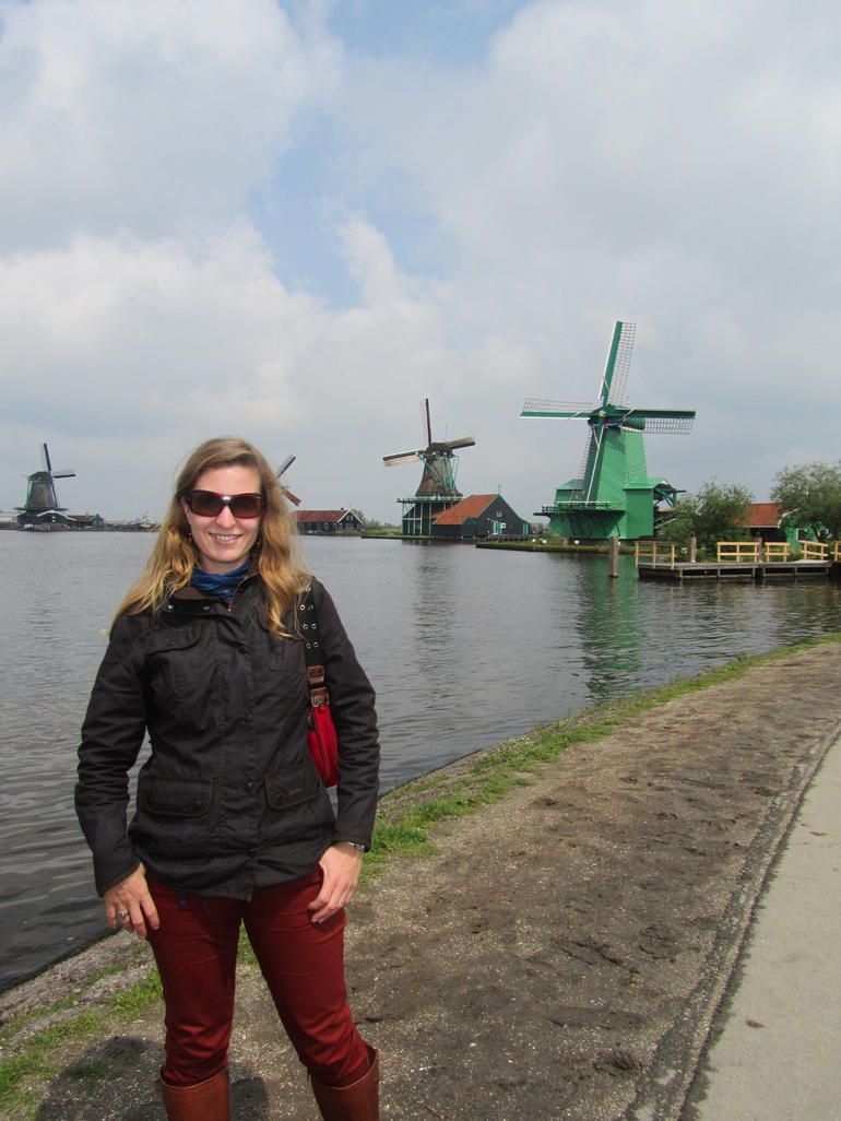 The Windmills - Amsterdam