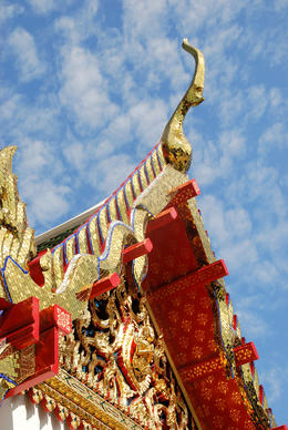 Wat Pho , SailorsHoneyBunny - August 2011