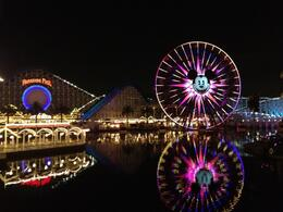 Photo of Anaheim & Buena Park 2-Day Disneyland Resort Ticket World of Color