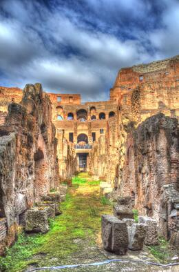 Photo of Rome Small-Group Ancient Rome and Colosseum Tour: Underground Chambers, Arena and Upper Tier 20120916_095818_DSC_7814And4more_tonemapped