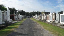 Photo of New Orleans New Orleans Super Saver: City Tour and Steamboat Natchez Harbor Cruise Cemetery