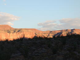 Watching the changing colours as the sun sets over The Grand Canyon , Carolyn C - September 2013