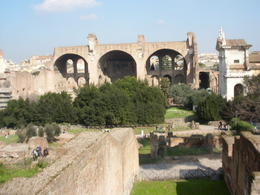 Photo of Rome Skip the Line: Ancient Rome and Colosseum Half-Day Walking Tour Forum  and  Ruins