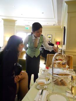Photo of London London Afternoon Tea at Grosvenor House Friendly service